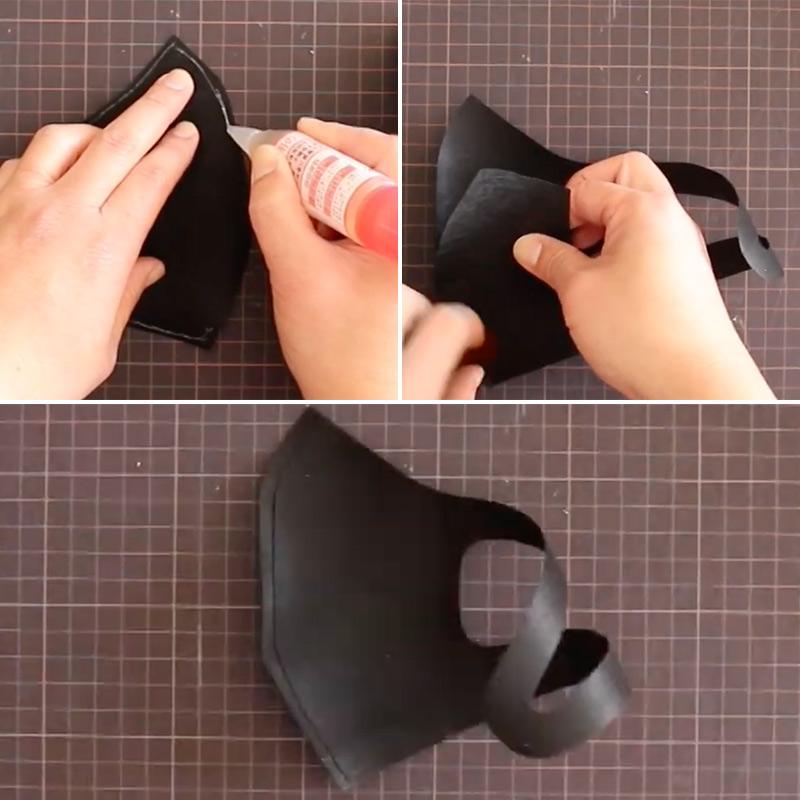 型紙 ピッタ マスク