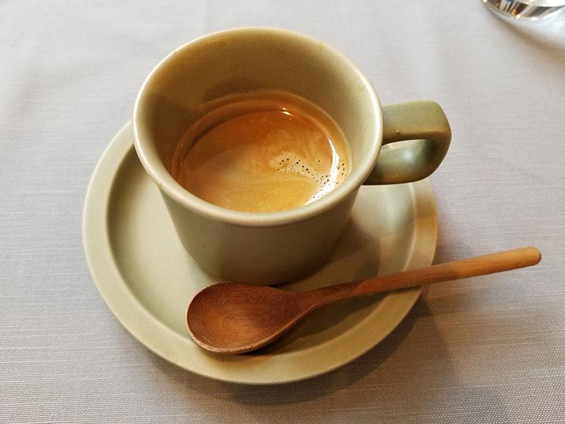 コーヒー「リストランテ・ホンダ」レビュー・口コミ・感想