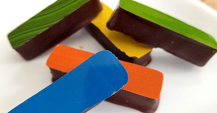 パティスリー・サダハル・アオキ・パリ「ボンボン ショコラ6個入」を食べた感想