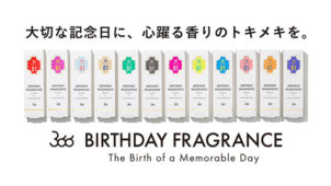 366 birthday fragrance
