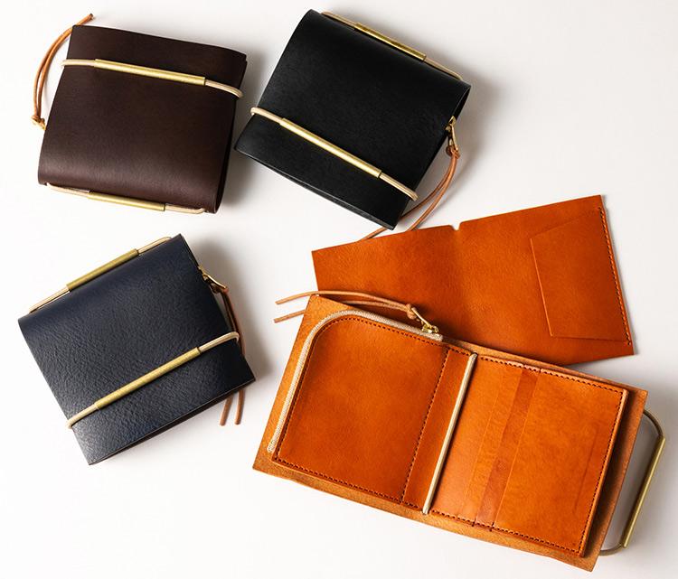 【WINS FACTORY】Combine short wallet メンズ財布 プレゼント