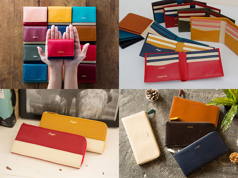 カスタムオーダー財布「GOGGO」なら、財布の表面も内側も自由に色が選べるので金運アップ財布も自分で作れちゃう!