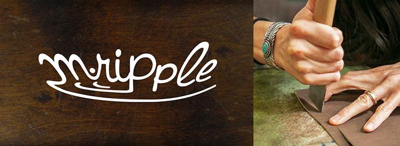 m.ripple(エムリップル)メンズ財布 プレゼント