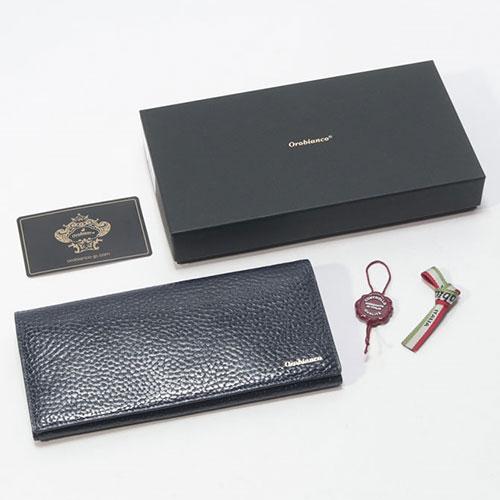 Orobianco(オロビアンコ)ファスナー付き長財布