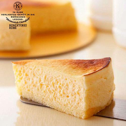 神戸半熟チーズケーキ