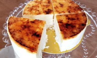 コンディトライ神戸の「神戸バニラフロマージュ」を食べた感想