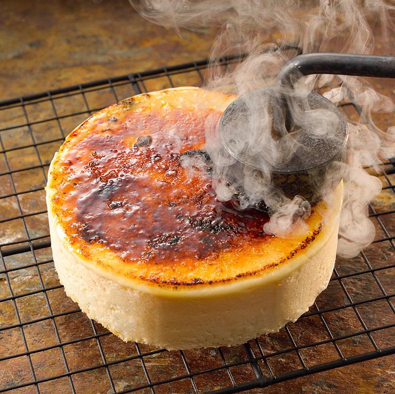 コンディトライ神戸の人気No.1チーズケーキ「神戸バニラフロマージュ」