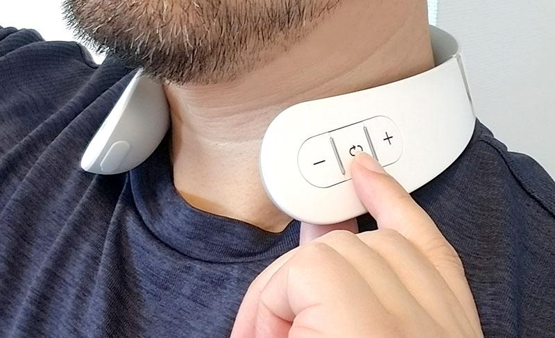 コードレスEMS温熱器〜マイトレックス「EMS HEAT NECK」の使ってみた感想