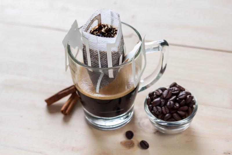 ドリップコーヒー