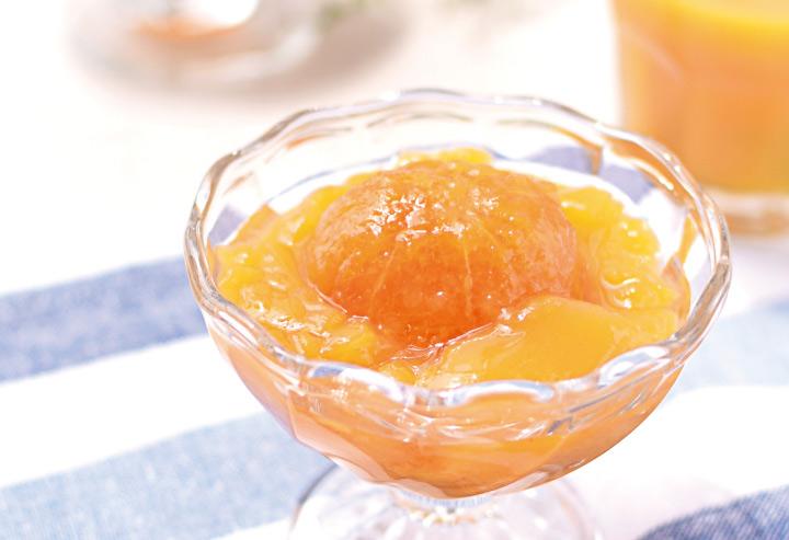 紀州 有田みかん 早和果樹園 まるごとみかんゼリー 丸ごとフルーツのスイーツ