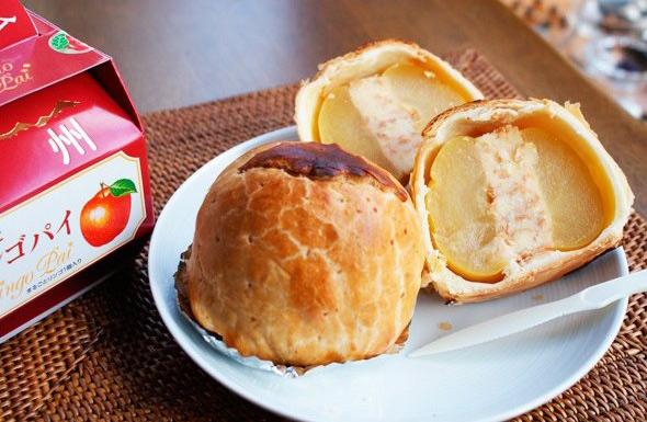 まるごとりんごパイ
