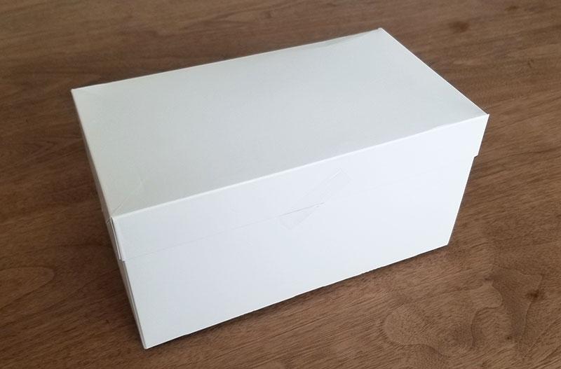 おむすびケーキ 箱