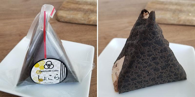 おむすびケーキ ショコラ