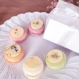 shodai bio natureのオーガニックで映える洋菓子「ミルティペタル」と「花飾りのマカロン」をお取り寄せ!