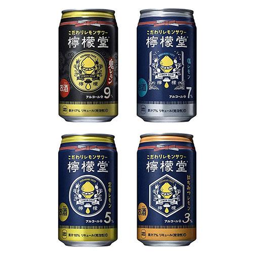 日本コカ・コーラ 檸檬堂 こだわりレモンサワー  家飲み・ZOMM飲み