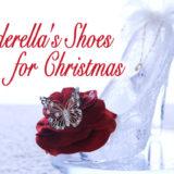 赤バラに真っ白なレースが素敵!冬限定「シンデレラのガラスの靴」が彼女のクリスマスギフトにおすすめ!