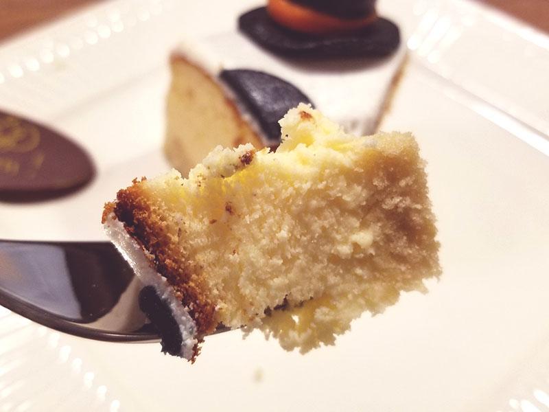 実食 ハロウィン 骸骨チーズケーキ レビュー 食べた感想