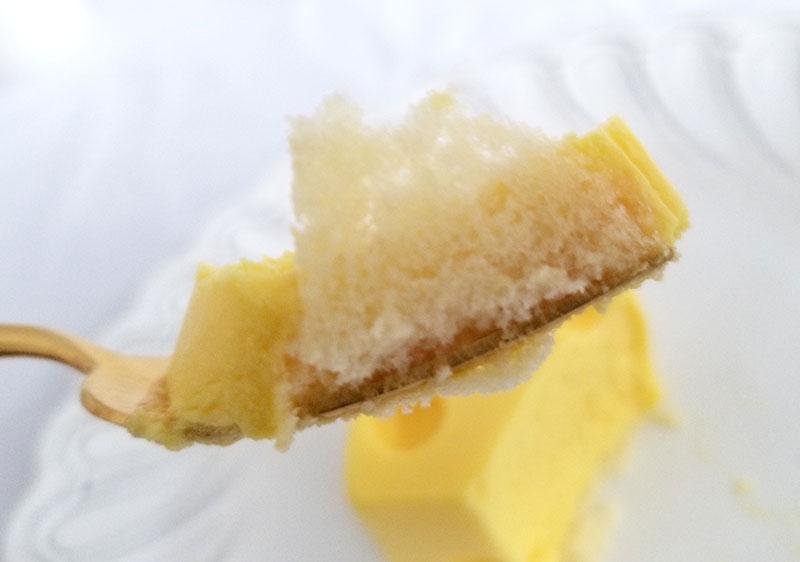 マンガチーズケーキのレビュー 食べた感想