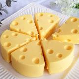 【マンガチーズケーキ】アニメでよく見る穴あきチーズをスイーツで再現!