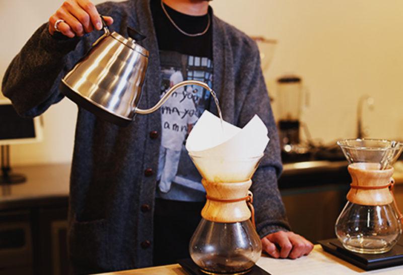 「UNI COFFEE ROASTERY」の思いと魅力
