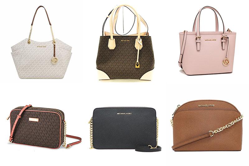 働く女性に人気のブランド「マイケルコース」のバッグ