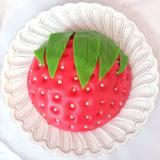 カワイイ!いちごの立体ケーキをお取り寄せ〜苺テーマの誕生日パーティーに最適!