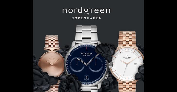 ノードグリーンの腕時計が35%OFF!爆安セール〜ブラックフライデー開催中!