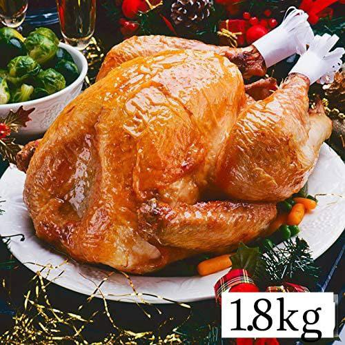 クリスマスのご馳走に!「フランス産ターキー ベイビーサイズ 約1.8kg 2-4人用」
