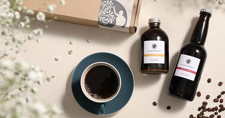 UNI COFFEE ROASTERYの コーヒーギフトセット