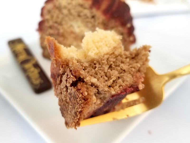 アグネスペストリーブティックのクリスマス焼菓子「ケーク・ビッシュ・ド・ノエル」