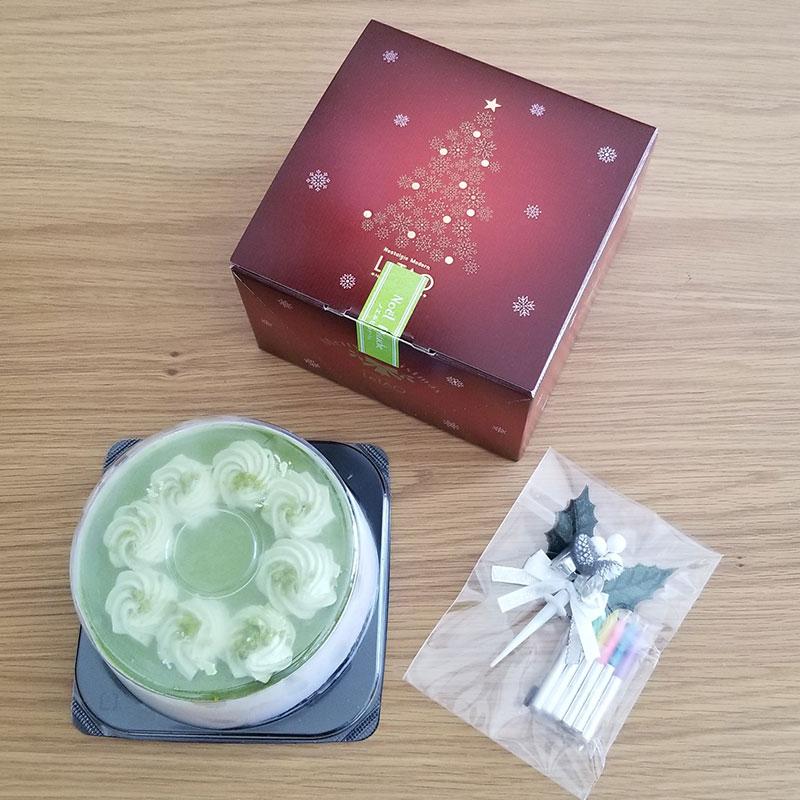 ノエルピスターシュ ルタオの2020クリスマスケーキセット「マニフィックマリアージュ」を食べた感想