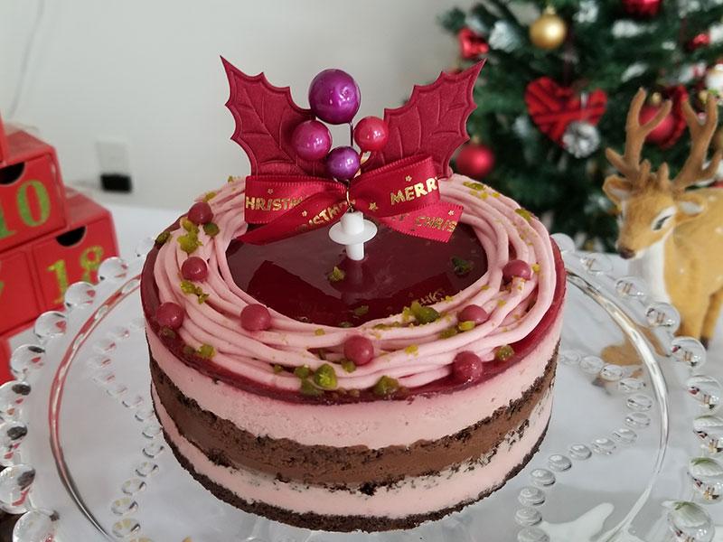 ルージュノエル ルタオの2020クリスマスケーキセット「マニフィックマリアージュ」を食べた感想
