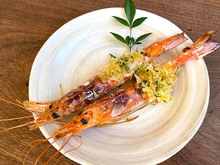 海老の香草パン粉焼き 洋風おせち料理レシピ