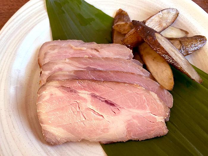 豚とごぼうのコンフィ 洋風おせち料理レシピ