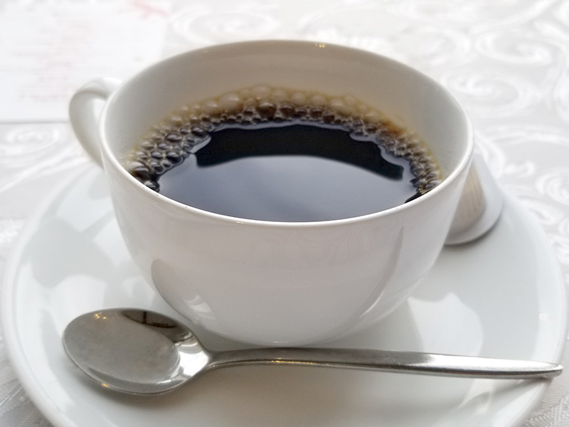 クリスマスデザート コーヒー