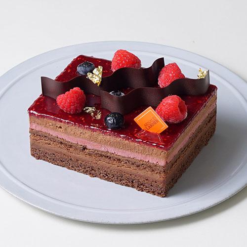 アルノー・ラエール パリの定番チョコケーキ「モンテクリスト」