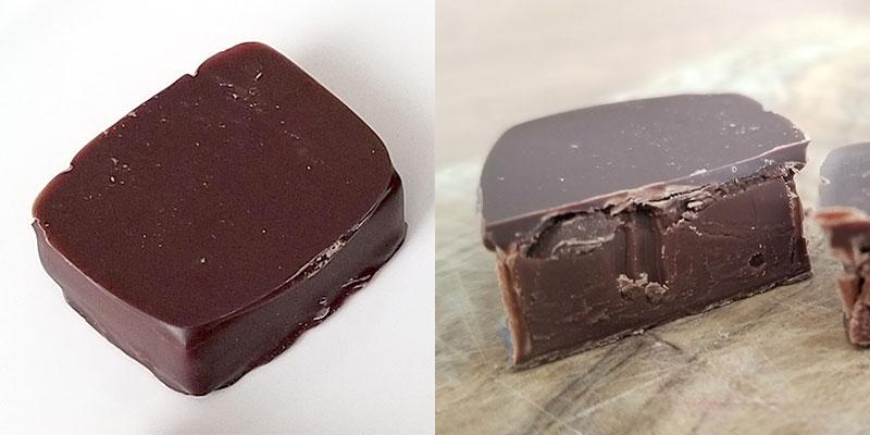 QUITO(キト)「ラ・メゾン・デュ・ショコラ アタンション 6粒入」を食べた感想