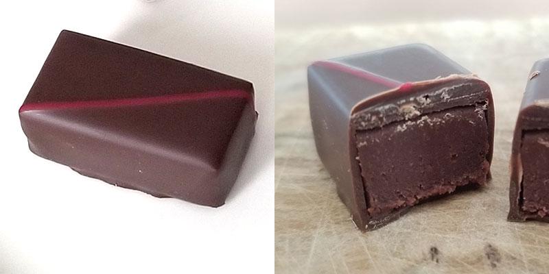 SAVADOR(サバドール)「ラ・メゾン・デュ・ショコラ アタンション 6粒入」を食べた感想
