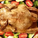 熟成ニンニクたっぷり!「やんばる若鶏のローストチキン」をお取り寄せ!