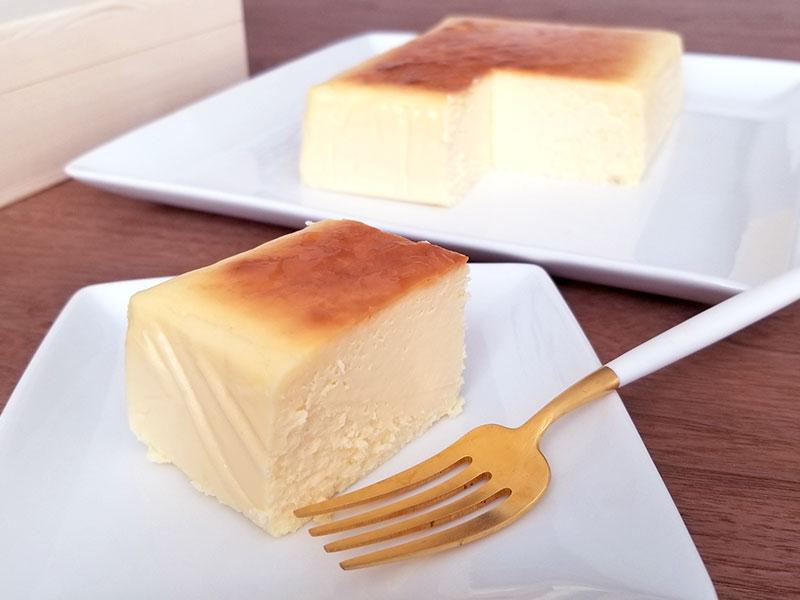 武蔵野茶房 特製焼チーズケーキ レビュー