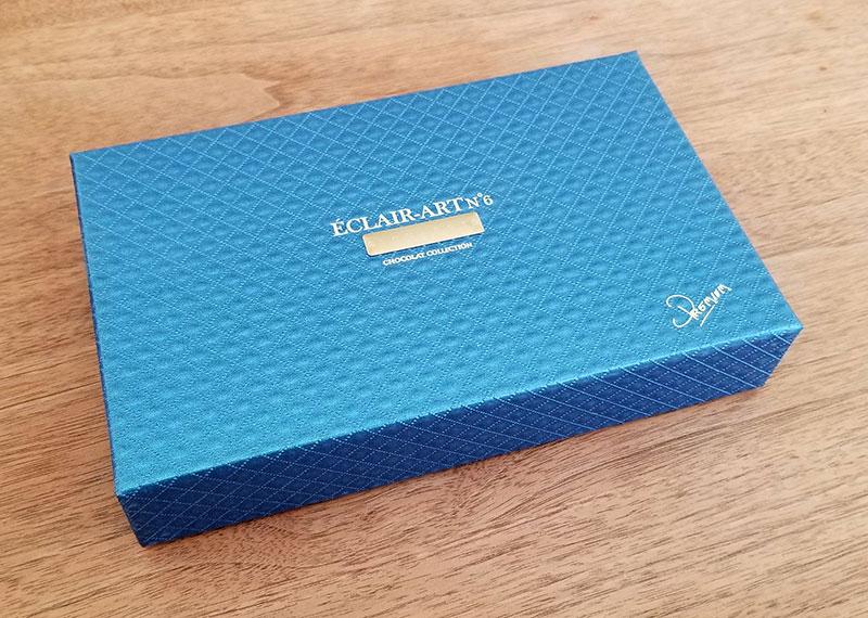 ルワンジュ東京・エクレアートショコラプレミアム レビュー、口コミ、感想 おしゃれなギフトボックス
