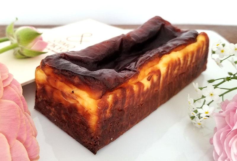 & OIMO TOKYO 蜜芋バスクチーズケーキ ミシュラン3つ星シェフパティシエ