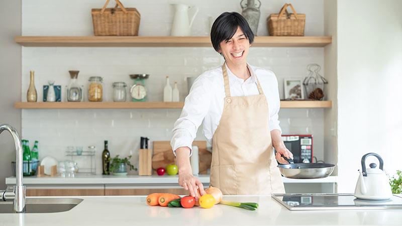 ホワイトデーのプロポーズ演出アイデア 手料理