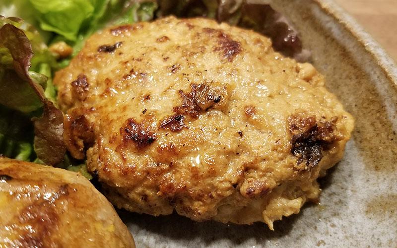 やえやまファームのハンバーグ食べくらべセット 出来上がり 南ぬ豚 ハンバーグ