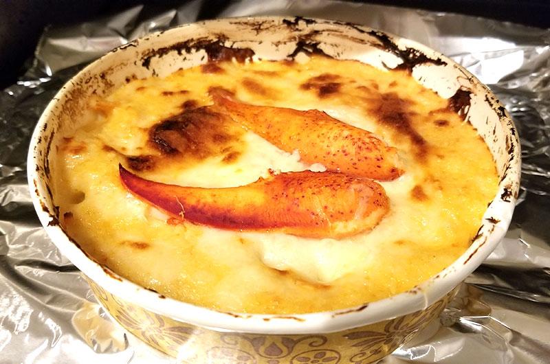 グラタンの調理方法 俺のECの人気お取り寄せグルメ「俺のフレンチセット 5品」を食べた感想