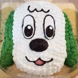 息子の誕生日にワンワンの立体キャラケーキをネットオーダーしてみた!