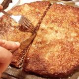 巨大過ぎる!ハンバーグ「山田バーグ」をお取り寄せ〜食べ方や食べた感想を紹