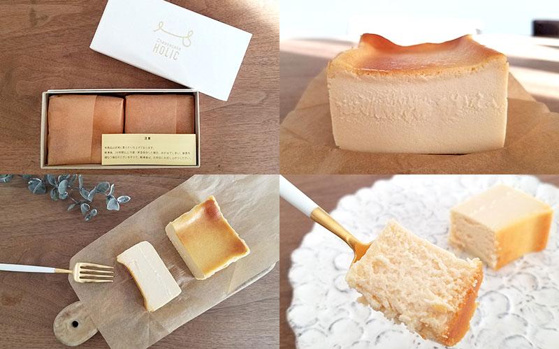 クリームチーズケーキ」 Cheesecake HOLIC(チーズケーキホリック)