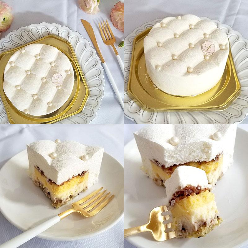 ルワンジュ東京のチーズケーキ[マトラッセブラン」
