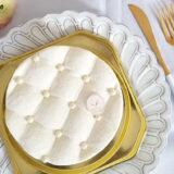 ルワンジュ東京の真っ白なチーズケーキ「マトラッセブラン」を食べてみた感想